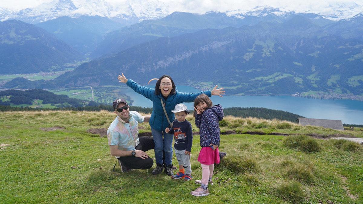 子供の教育を考え抜いたら、家族で世界旅に出ちゃいました