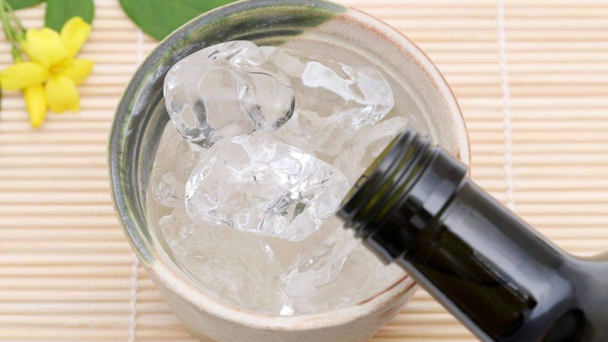 唎酒師(ききざけし)が本気でお奨めする自宅で作れる日本酒ハイボール