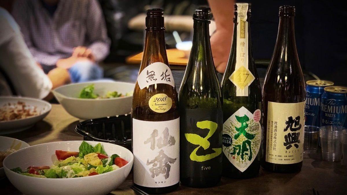 自宅で美味しく日本酒ハイボールをつくるコツ