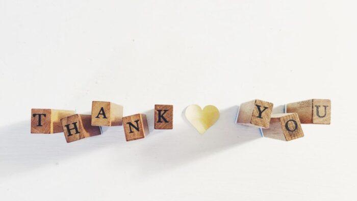 周りの人が優しくなる!感謝の気持ちの持ち方と上手に伝えるコツ