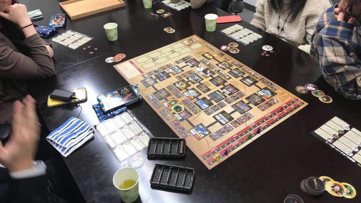 キングダムボードゲーム
